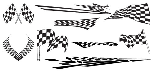 Chequered Flag Logo
