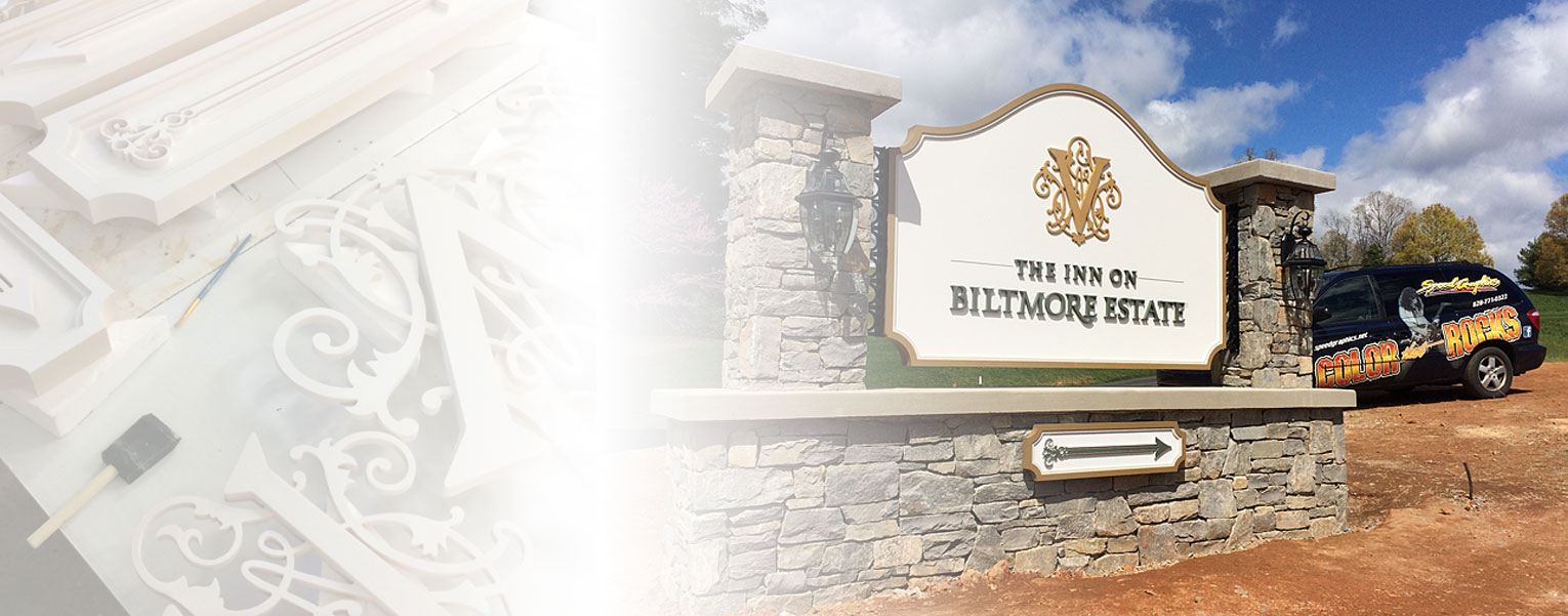 Biltmore Estate Sign